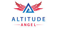 Altitude Angel logo Hero Love Page