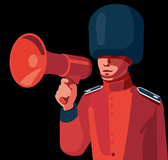 guard-megaphone